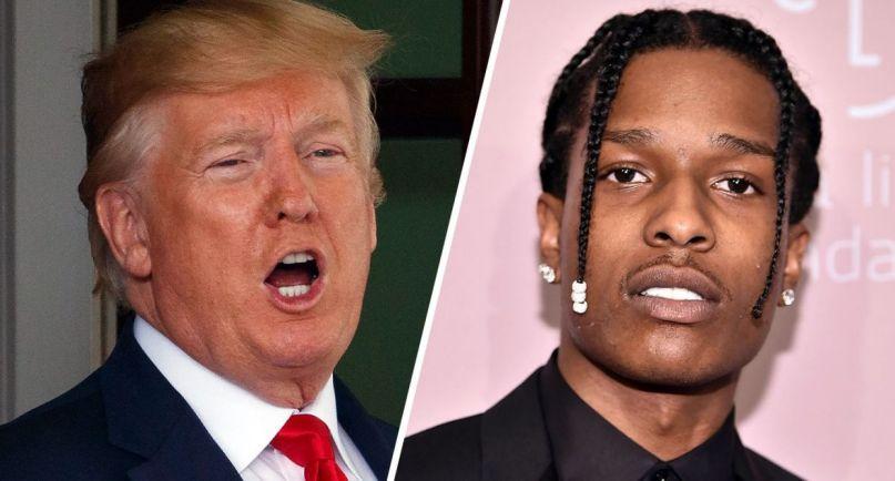 Новый поворот в деле A$AP Rocky. Почему даже Трамп не может вытащить его из тюрьмы?