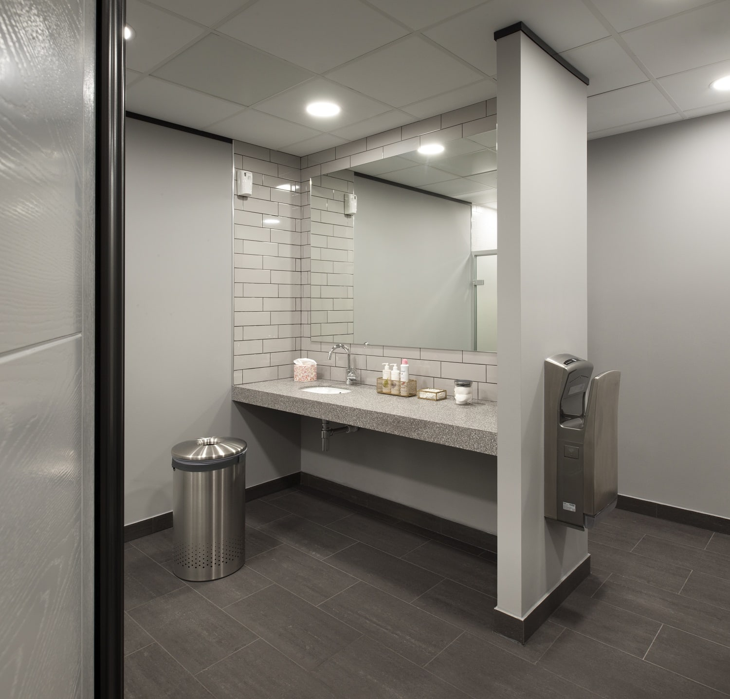 Female Changing Rooms at The Cut