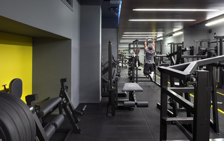 High End Personal Training Studio - Pull Ups