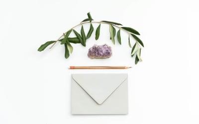 Dopis v češtině