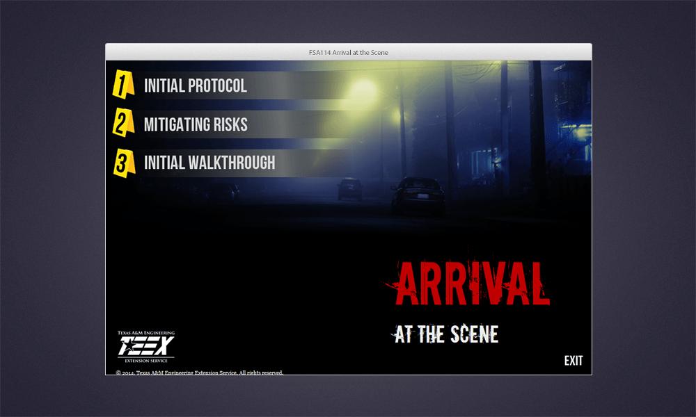 Death Investigation Module Title Page