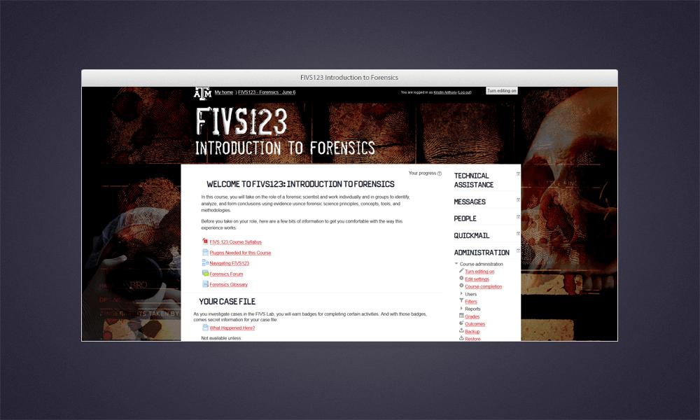 FIVS123 Moodle Theme
