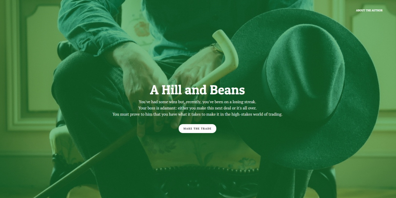 Hill and Beans