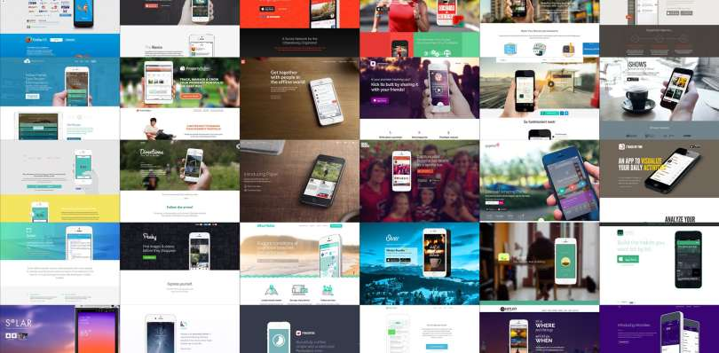 Multiple websites with same design