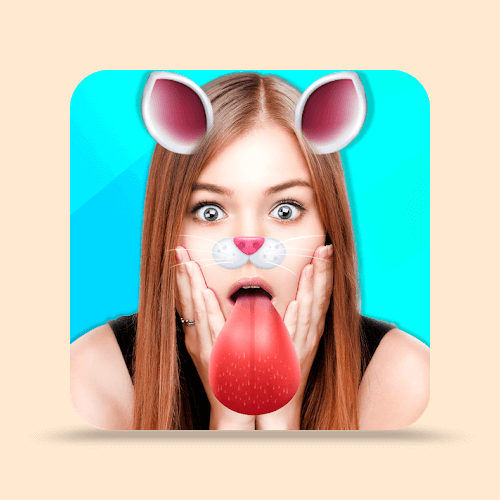 Doodle Camera - Beauty, Face Filters, Makeup, Text