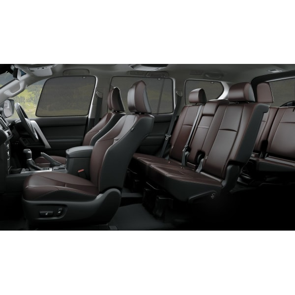 Ford Explorer seats