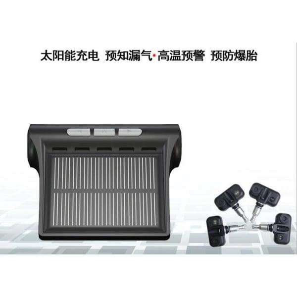نظام مراقبة ضغط الهواء مع ٤ حساسات داخلية