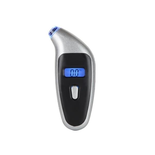 معيار إلكتروني لضغط الهواء بشعار ظل