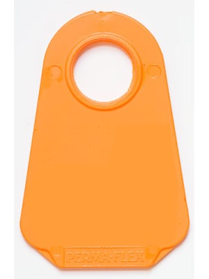 Perma-Flex Neck Tag Blank