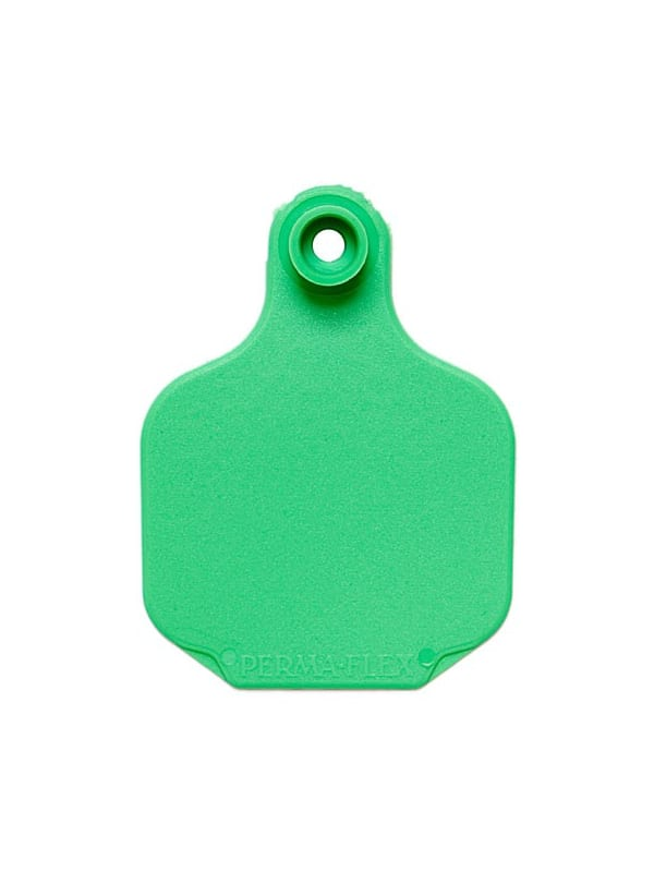 Perma-Flex Medium Cattle Ear Tag - Blank