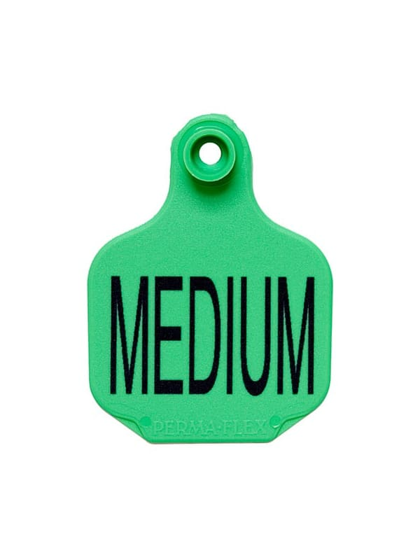 Perma-Flex Medium Cattle Ear Tag - Custom