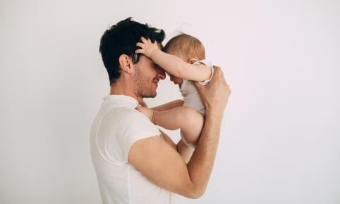 De zintuigen van een pasgeboren baby