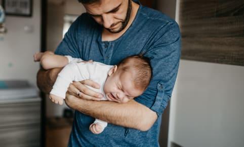 Reconnaître les coliques de bébé