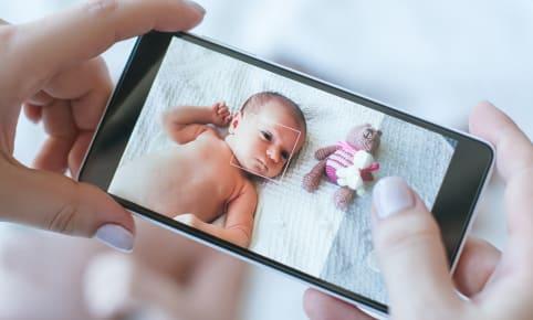 Photographier bébé : quelques trucs