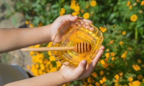 Geen honing voor kleintjes van minder dan 1 jaar