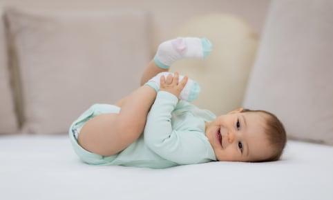 De ontwikkeling van je baby: je baby is 6 maanden oud