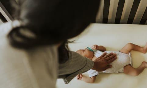 Les bons gestes pour faire dormir votre enfant en sécurité