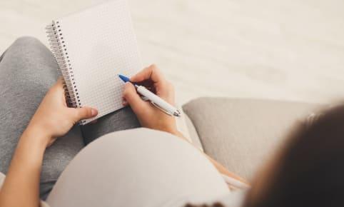 Jij in maand 4 van je zwangerschap