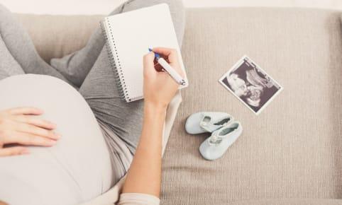 Jij in maand 8 van je zwangerschap