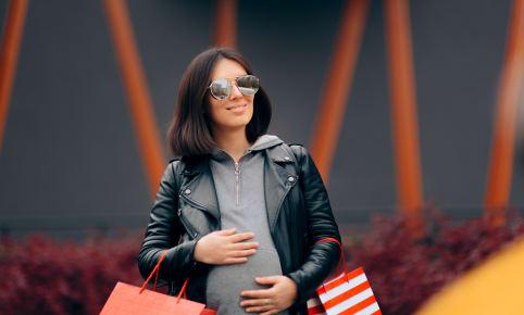 À quand vos premiers vêtements de grossesse ?
