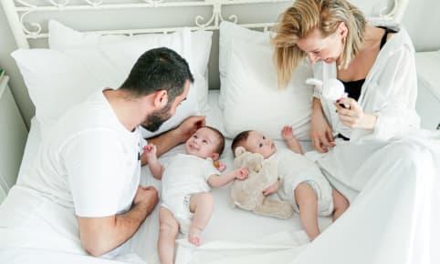 6 informations concernant les grossesses gémellaires