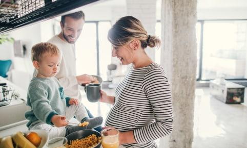 Que pouvez-vous/ne pouvez-vous pas manger pendant la grossesse ?
