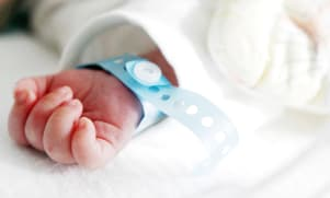 Mon bébé est né
