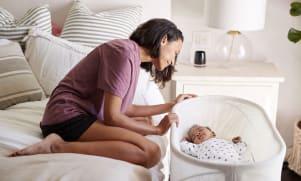 De ontwikkeling van je baby: je baby is 4 maanden oud