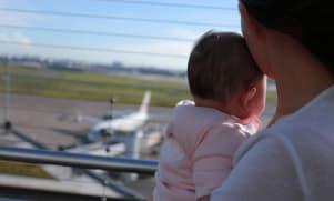 Pouvez-vous prendre l'avion avec un bébé ?
