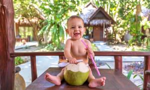 Plantaardig en bio: breng variatie op baby's bord!