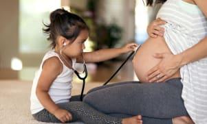 Je baby in maand 6 van je zwangerschap