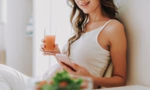 Cocktail vitaminé pour maman et bébé