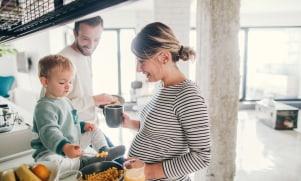 Welke voeding mag je wel/niet eten tijdens je zwangerschap?