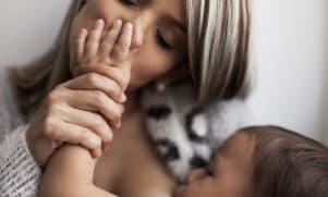 Allaitement maternel : tout bon pour la santé de Bébé… et de Maman!