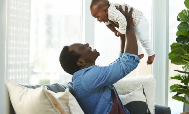 4 maanden oud … je kindje krijgt andere behoeften