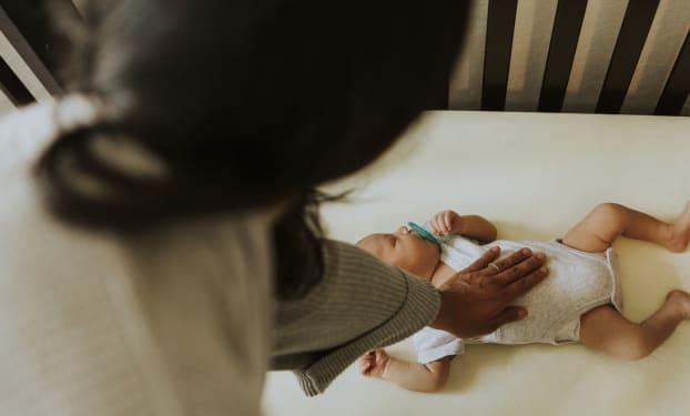 Hoe een veilige slaapomgeving voor je kind creëren?