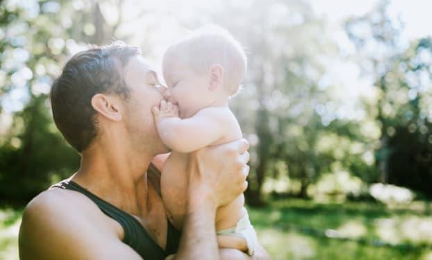 Wat niemand je vertelt over zomer met een baby