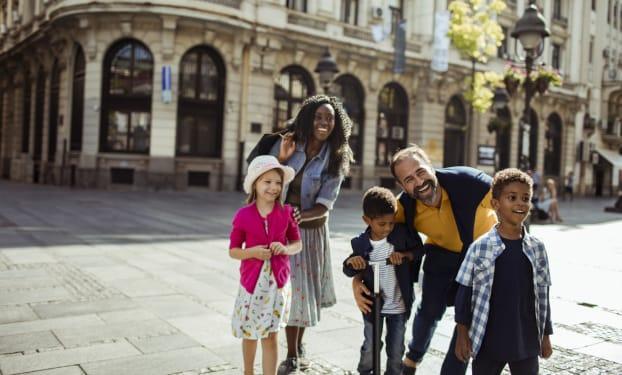 Grote nieuw samengestelde gezinnen, op zoek naar een nieuw evenwicht