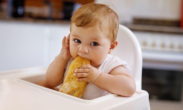 De leeftijd van 1 tot 3 jaar is hét moment voor het bijbrengen van gezonde eetgewoonten!