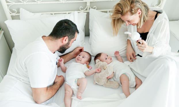 6 weetjes over tweelingzwangerschappen