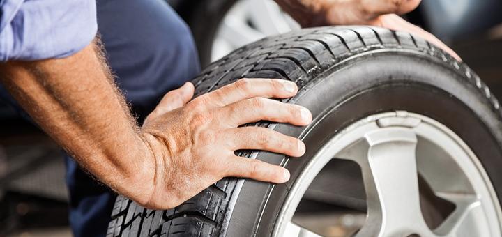 Cuándo cambiar los neumáticos de tu auto