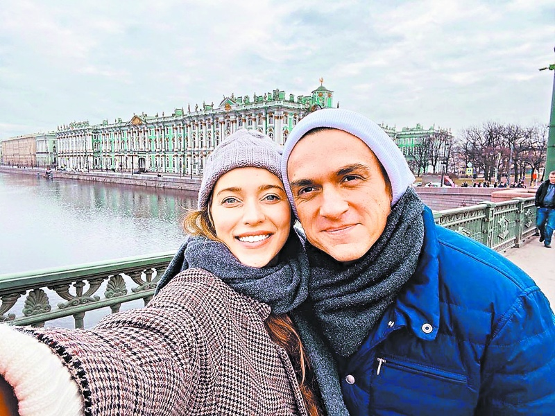 Регина Тодоренко: Вся моя жизнь – безбашенные путешествия