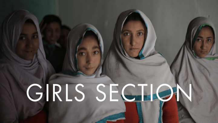 Girls Section