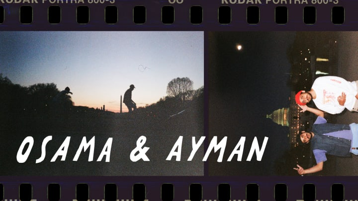 Osama & Ayman