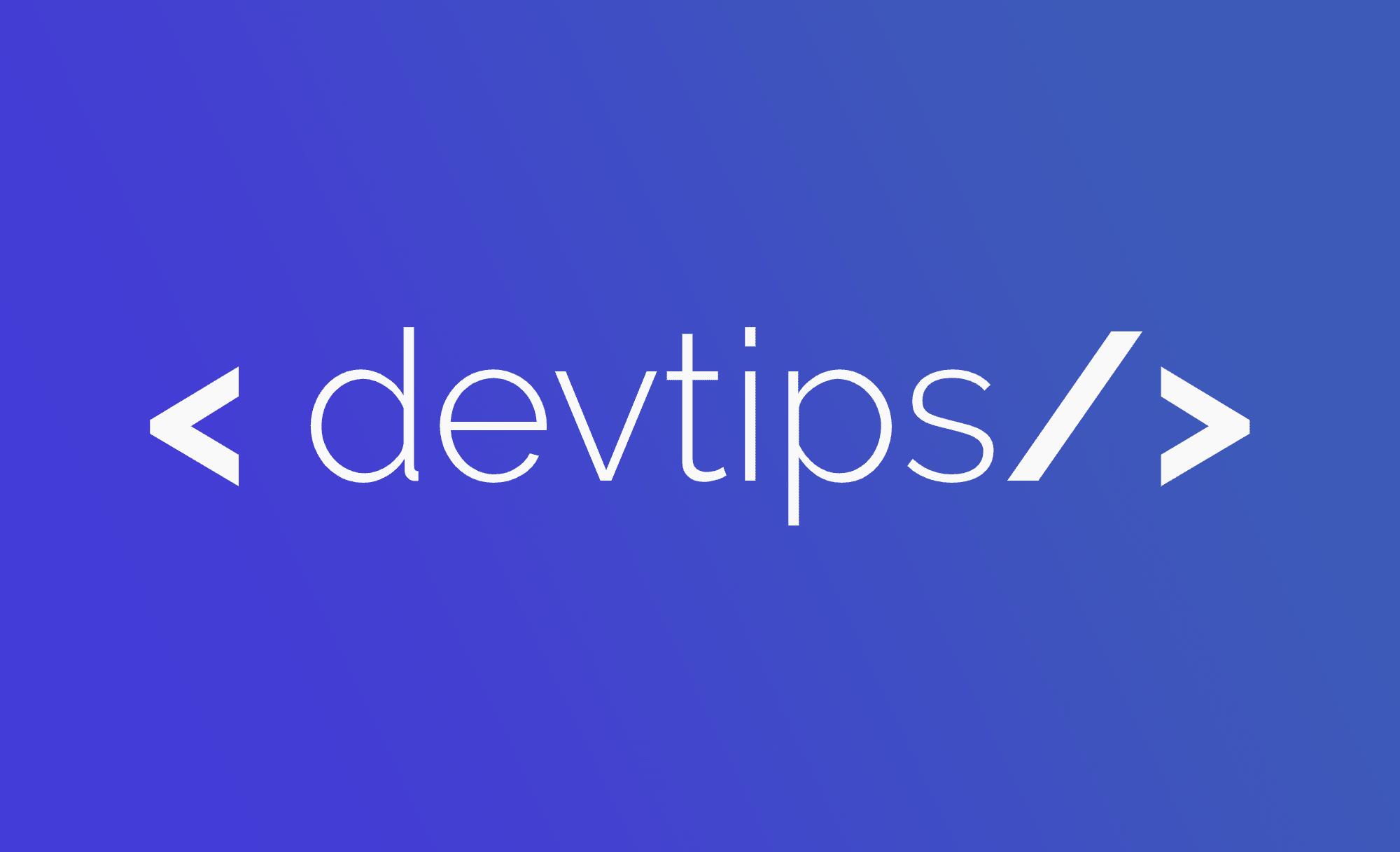 Day One: I'm a Developer!