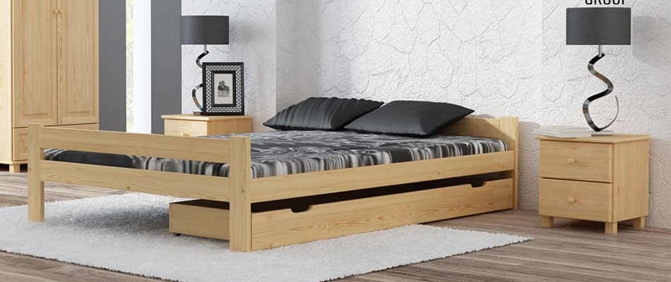Double bed assembly