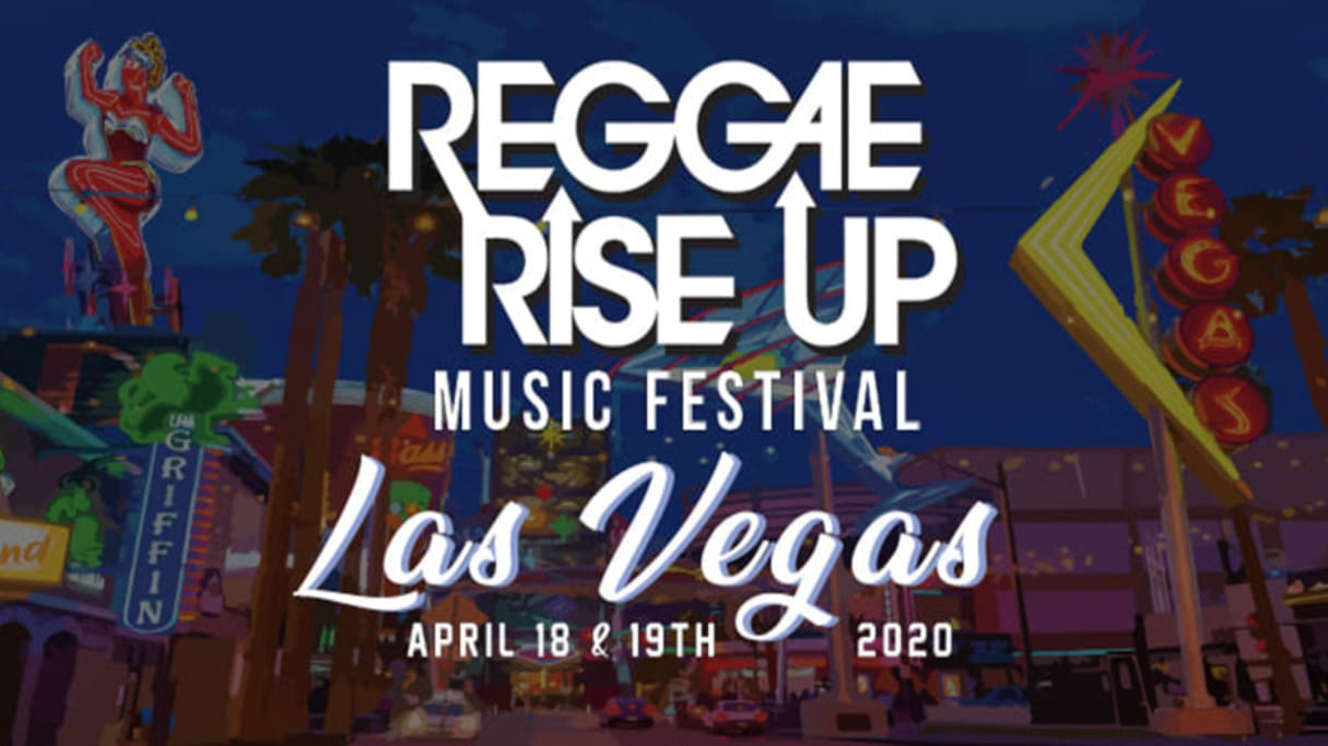 reggae rise up 2020 lineup