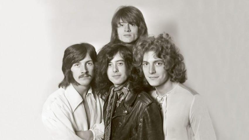 Led Zeppelin Documentary 'Becoming Led Zeppelin' Wraps Production