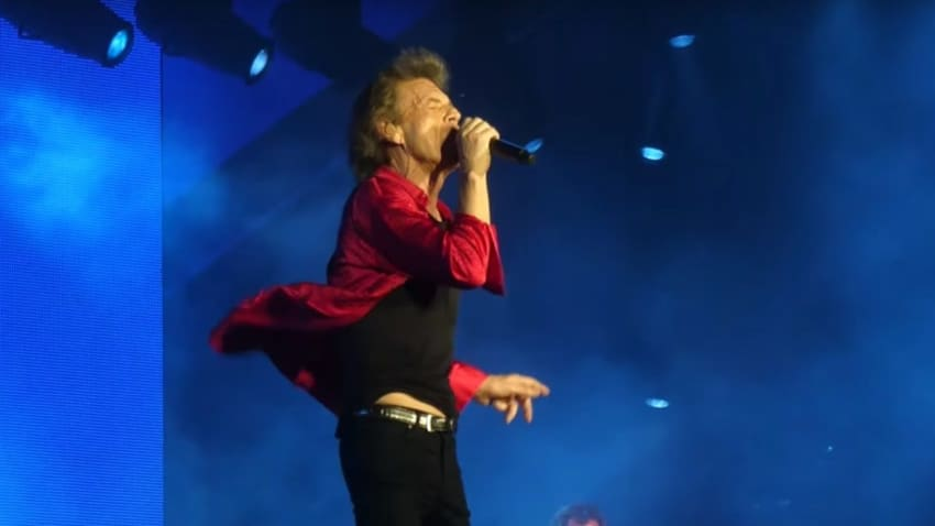 The Rolling Stones Officially Begin Tour Without Charlie Watts