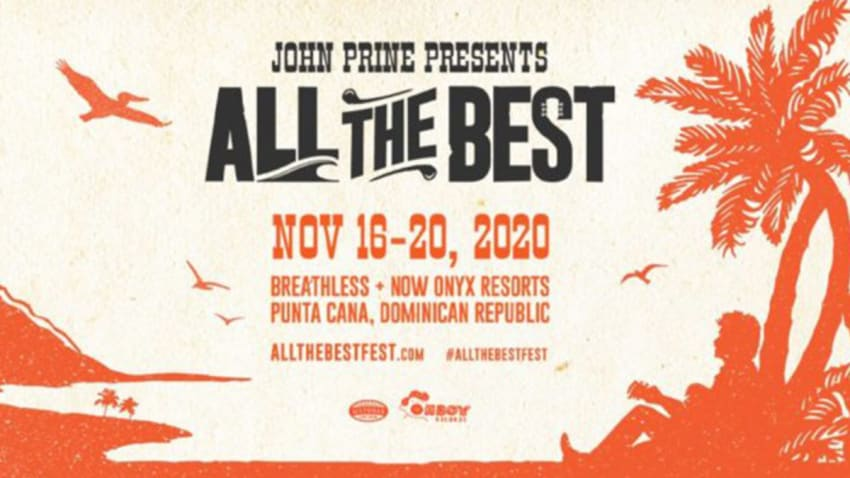 John Prine's All The Best Festival Adds To 2020 Lineup